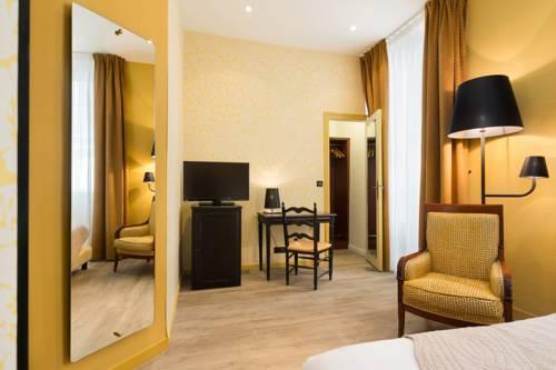 Hotel Grimaldi By HappyCulture Nice France