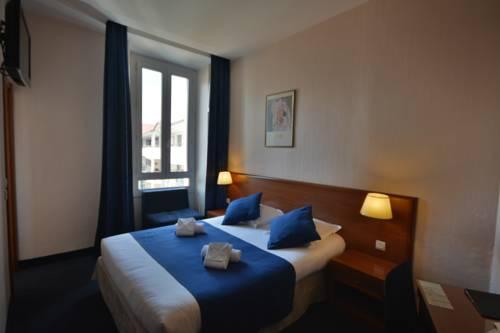 H tel univers nice autour de la principaut de monaco nice for Hotels 2 etoiles nice