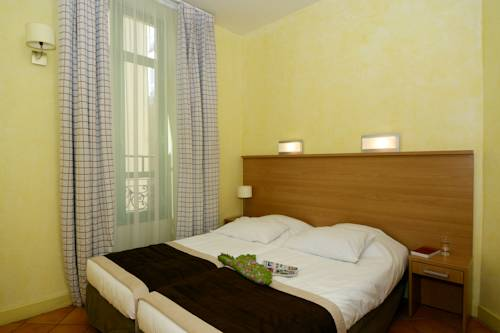 Appart 39 hotel odalys le palais rossini nice vicini del for Appart hotel menton