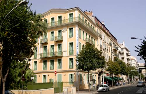 Appart 39 hotel odalys le palais rossini nice around of the for Appart hotel menton
