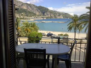 Apartment les Sablettes panoramic sea view