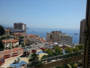 Un balcone su Montecarlo