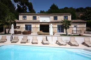 Villa in Villefranche Sur Mer III