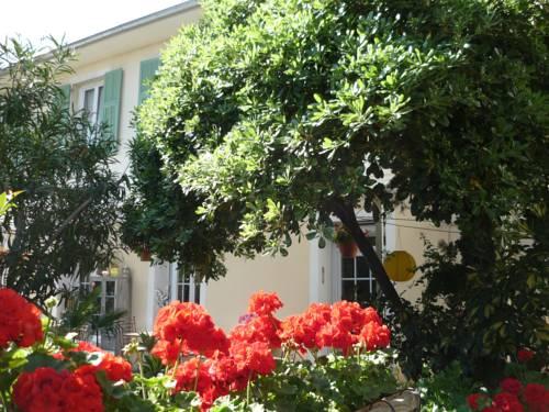 Logis h tel villa victorine nice autour de la principaut for Au jardin de victorine nice