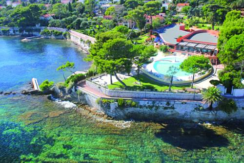 Club Vacances Bleues Delcloy Saint Jean Cap Ferrat  Around Of The Principality Of Monaco  In