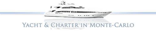Yachts & Charter in Monte-Carlo