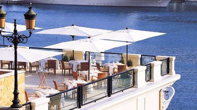 Hotel Restaurant Nice Ou Monaco